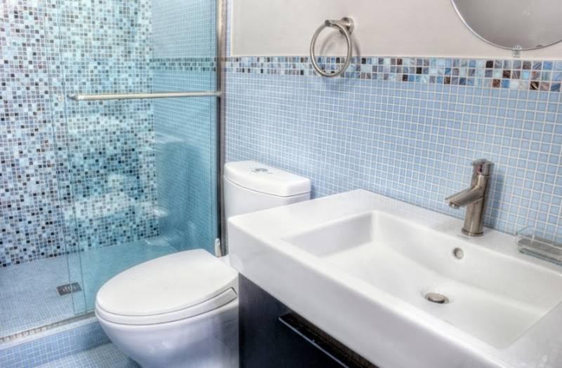 Мозаика - идеальное решение для вашей ванны