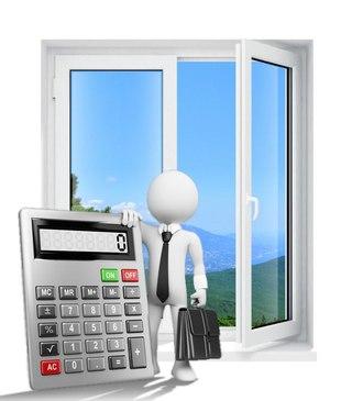 калькулятор окна для расчета стоимости стеклопакетов
