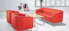 Очікування з комфортом: вибираємо диван для офісу
