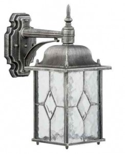 Вуличне освітлення заміського будинку — вибір світильників