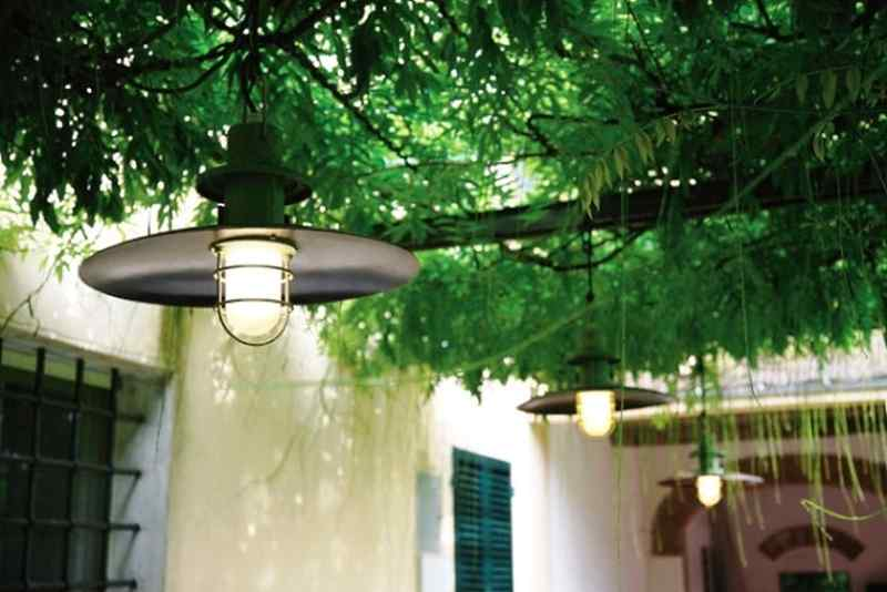 Тип ламп для вуличного освітлення