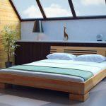 Как правильно выбрать деревянную двуспальную кровать