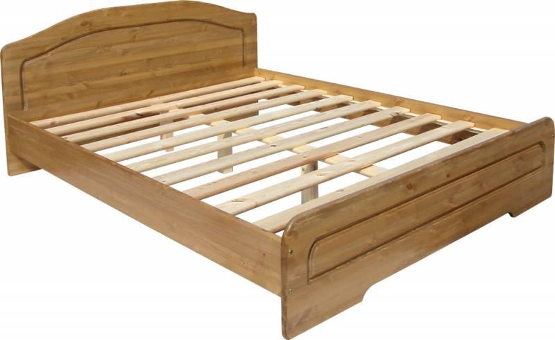 Каркас двуспальной кровати