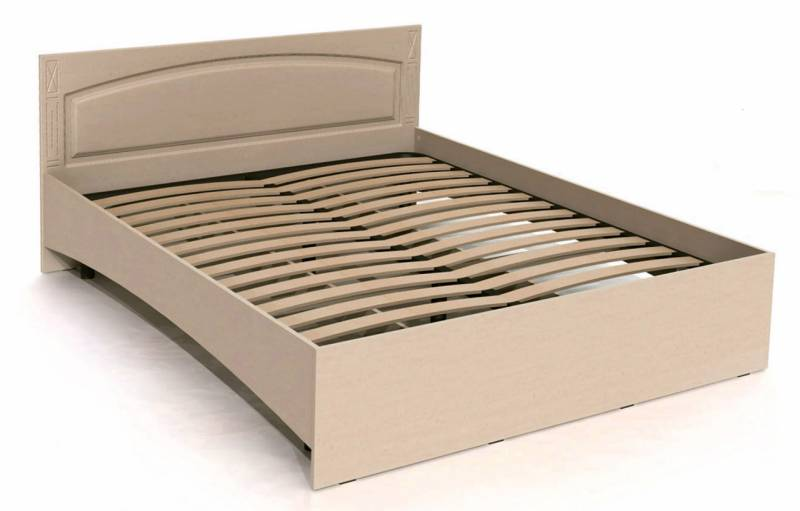 Ортопедическое основание для двуспальной кровати