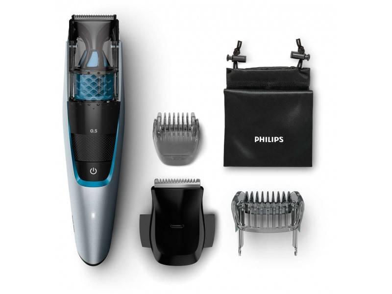 Триммер для бороды и усов Philips