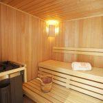 Внутренняя обшивка бани