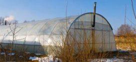Опалення теплиці: способи обігріву теплиці взимку і ранньою весною