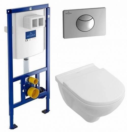 Конструктивные особенности инсталляции для туалета