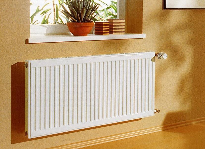 Сталеві панельні радіатори опалення