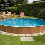 система автоматического контроля уровня воды в бассейне