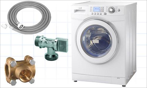 Як підключити пральну машину до водопроводу і каналізації самостійно і без помилок