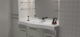 Меблі, як головна складова дизайну ванної кімнати