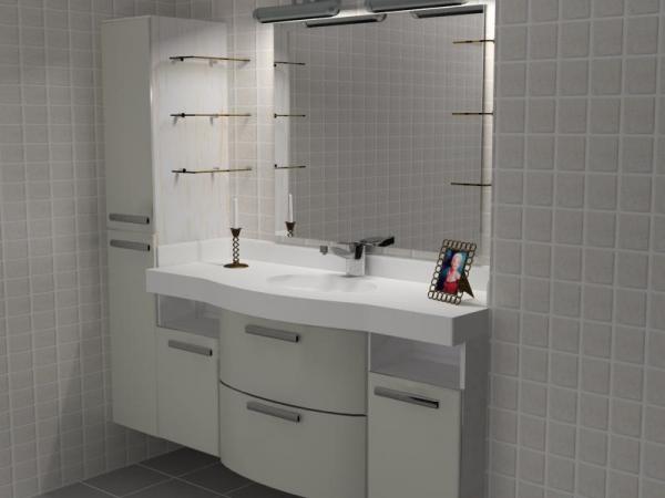 Меблі для ванної кімнати: як вибрати і не шкодувати