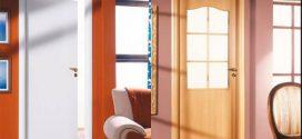 Деревянные межкомнатные двери: их разновидности и преимущества