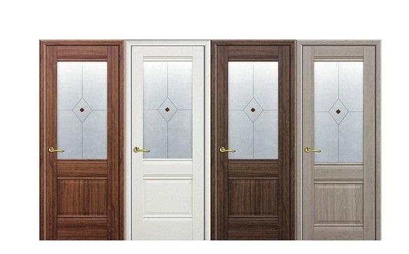 Деревянные межкомнатные двери из МДФ