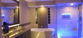 І буде світло: вибираємо світильники для ванної кімнати