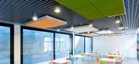 Потолок Грильято: его особенности, преимущества и дизайн