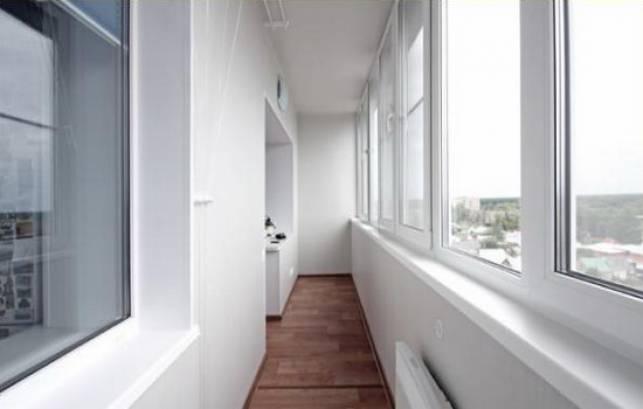 Как качественно выполнить остекление лоджий и балконов.