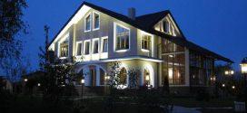 Светодиодное освещение фасадов: преимущества и варианты LED подсветки