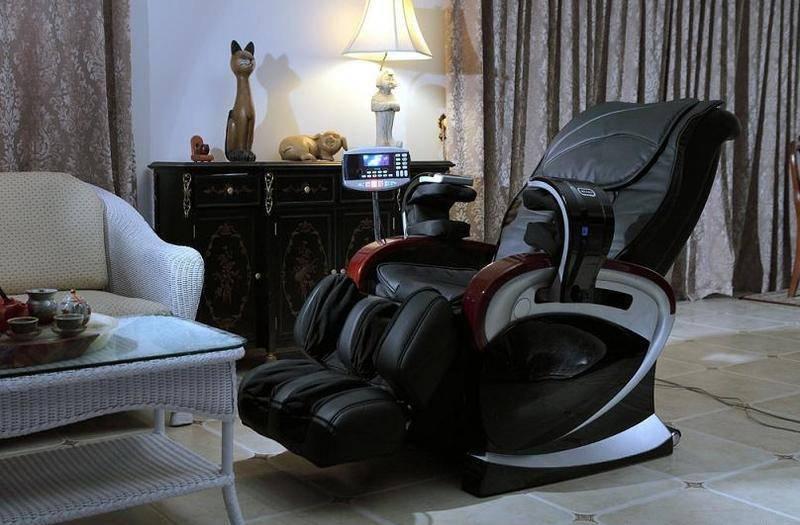 Як вибрати масажне крісло для дому