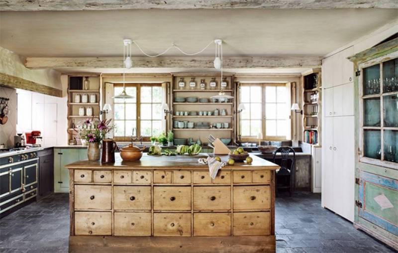 кухня в бельгійському стилі