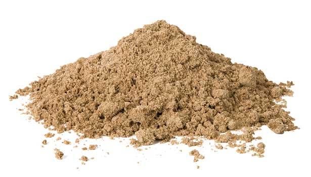 как выбрать песок для строительства дома