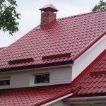 Из какого материала лучше сделать крышу