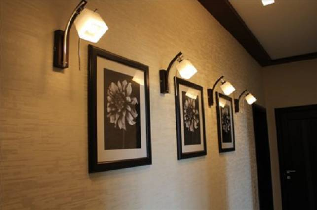Разновидности светильников для прихожих