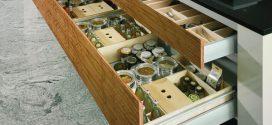 Кухонні шафи і ящики — функціональні ідеї та корисні поради