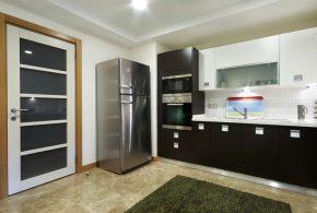 Поради та ідеї: як вибрати двері на кухню