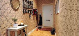 Обои для прихожей или коридора в квартире: рекомендации по выбору