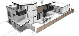 С чего начать строительство: архитектурный проект частного дома
