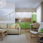 Кресло-качалка для гостиной