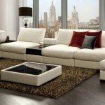Большой диван – максимум комфорта
