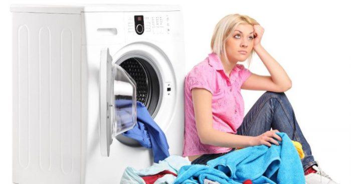 частые причины поломок стиральной машины