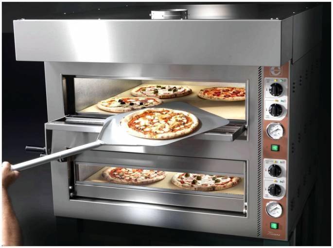 подовая печь для пиццы