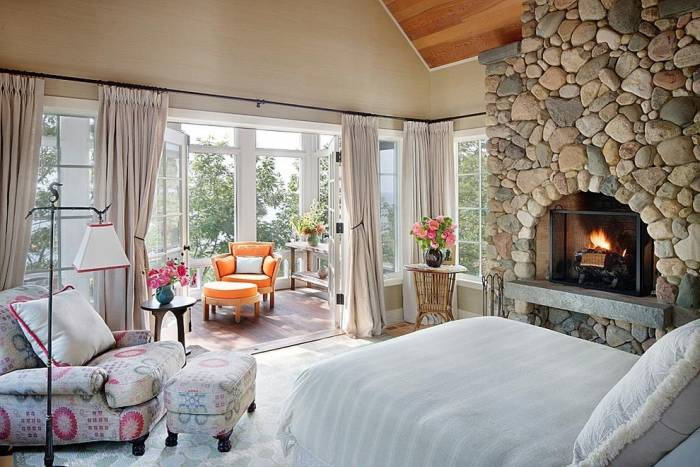 Как сделать уютный интерьер спальни