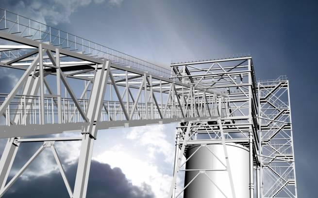 Стоимость изготовления металлоконструкций в Украине