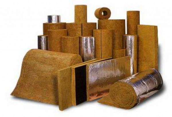 Технічні характеристики мінеральної вати