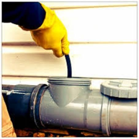 Эффективные способы очистки канализационных труб от жира