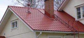 Металочерепиця для даху: види і основні характеристики