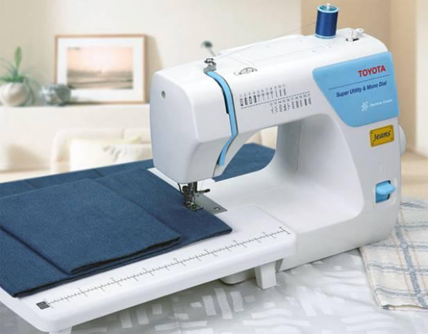 Швейная машинка для дома: рекомендации по выбору