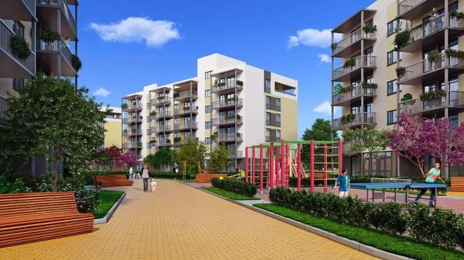 Современные жилые комплексы: их особенности и преимущества