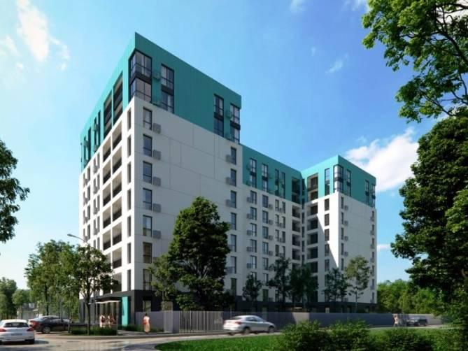 ЖК Almond Apartments Boryspil
