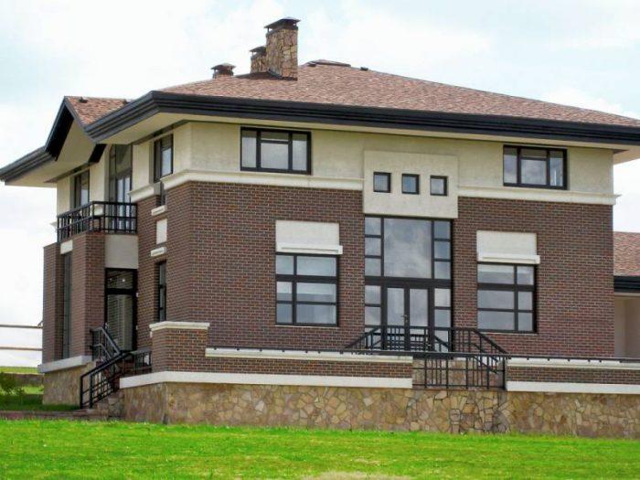 Утеплители для фасадов домов