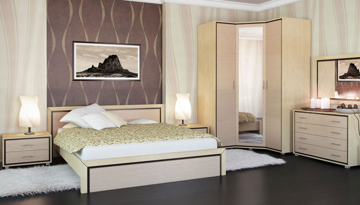 Заказ мебели для спальни