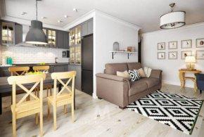 Квартира в стилі Ікеа: її характерні риси та переваги