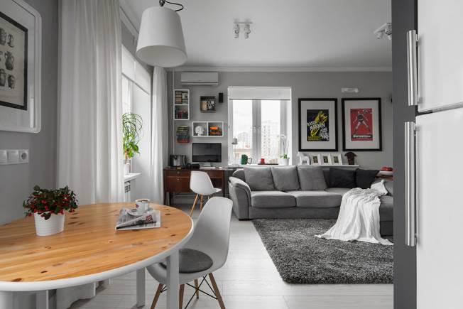 Квартира в стилі Ікеа
