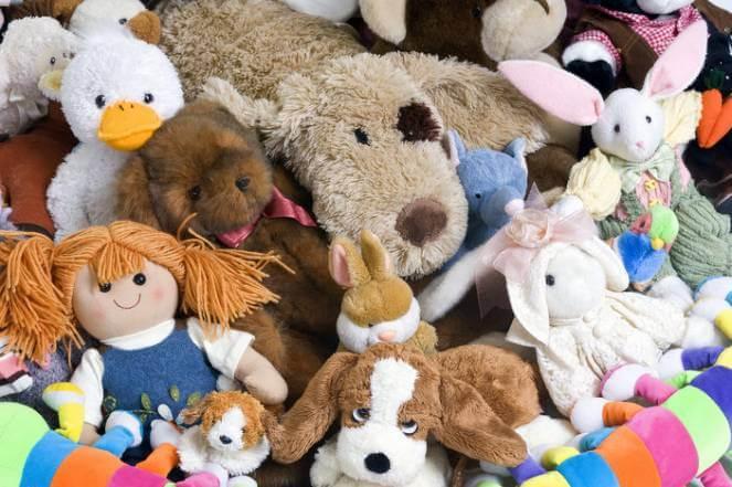 Как выбрать мягкую игрушку ребенку