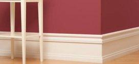 Кріплення плінтусів до підлоги і до стіни: інструкція з монтажу своїми руками